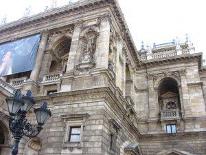 The Hungarian State Opera House