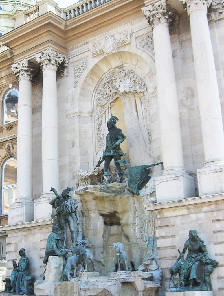 The Fountain of King Matthias