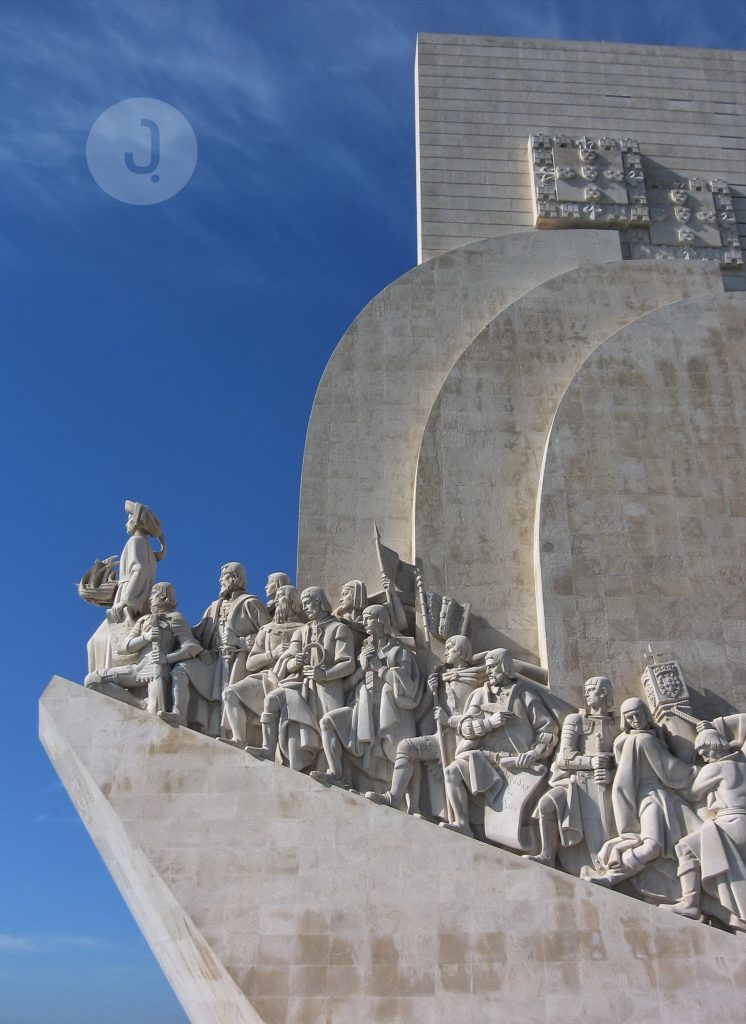 The Monument of the Discoveries