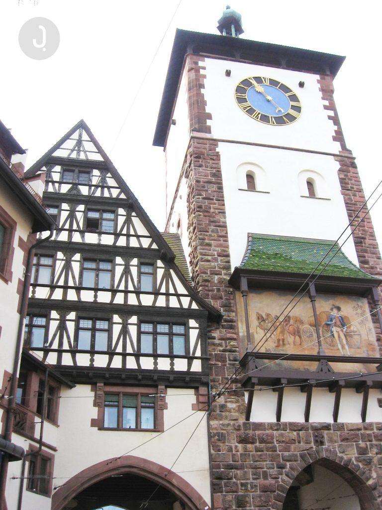 The Schwabentor