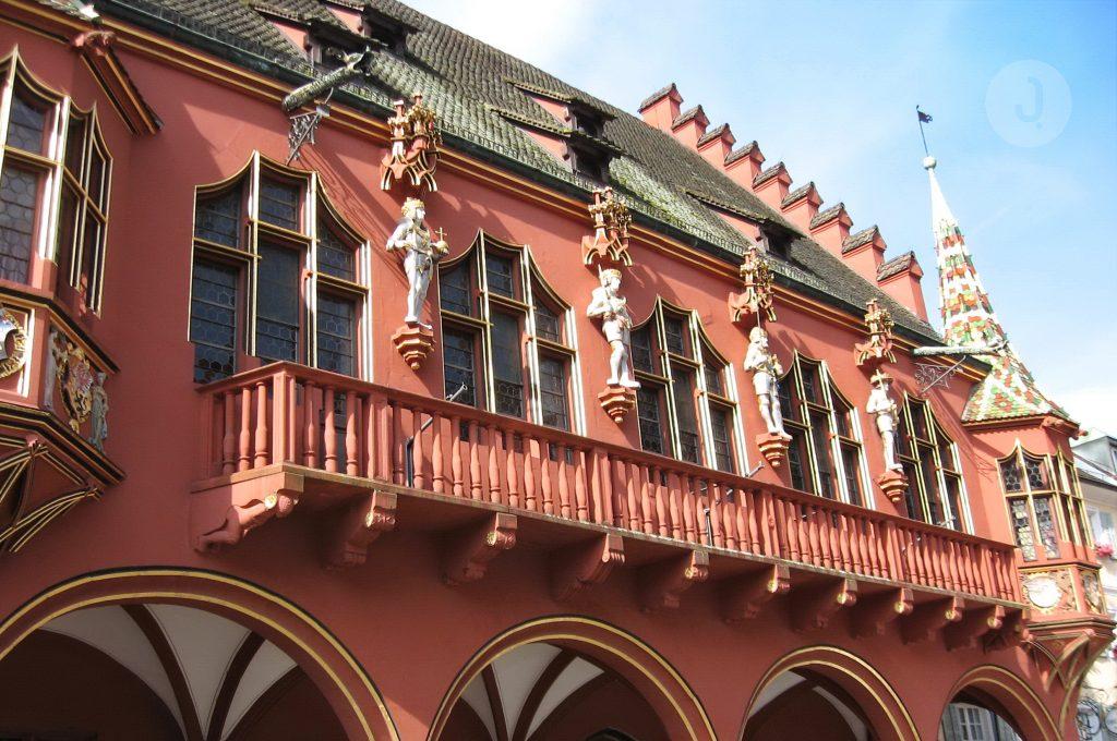 The Historical Merchants' Hall