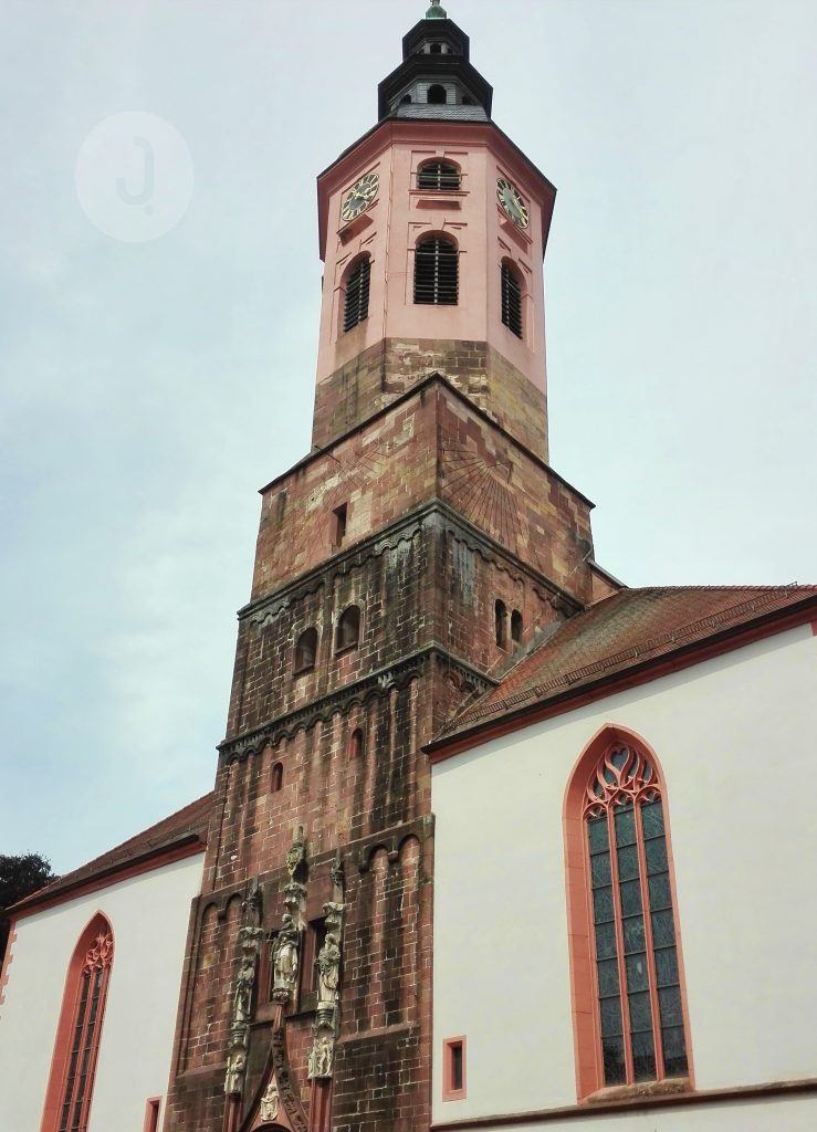 The Stiftskirche