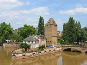 The Ponts Couverts