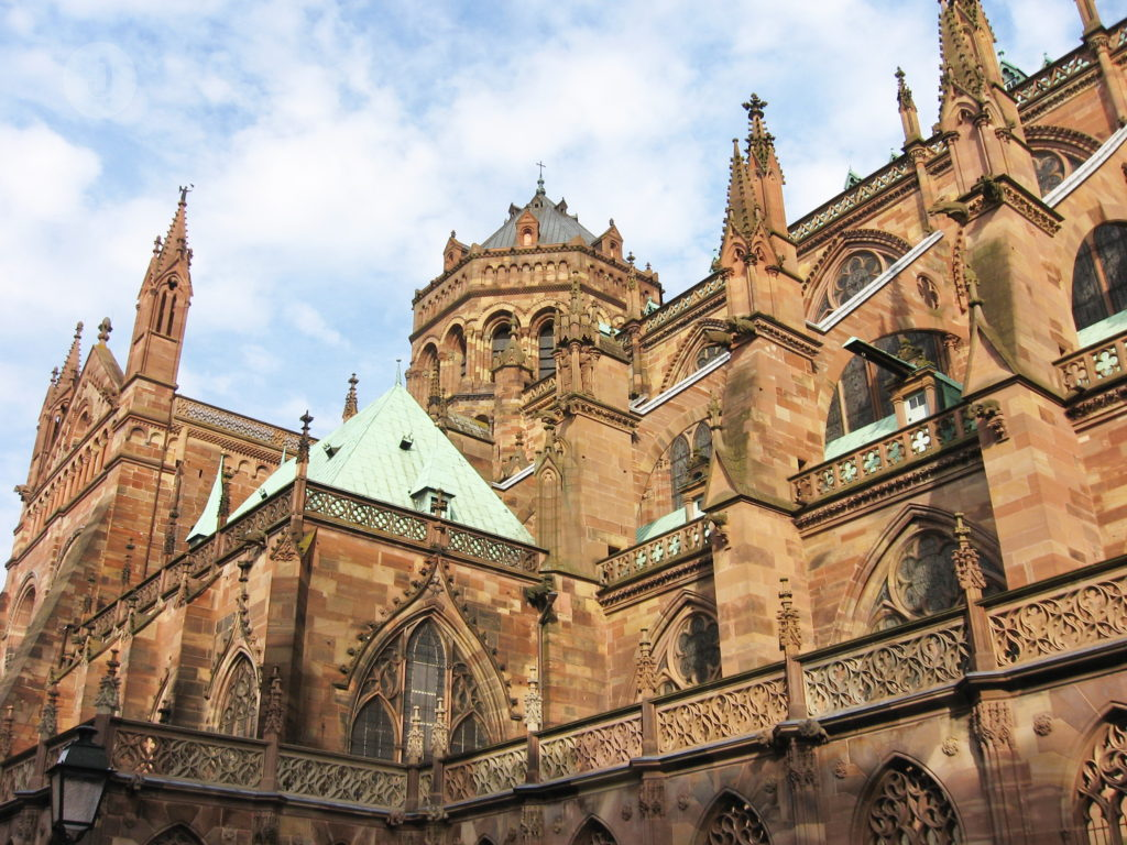 The Cathedral of Our Lady of Strasbourg