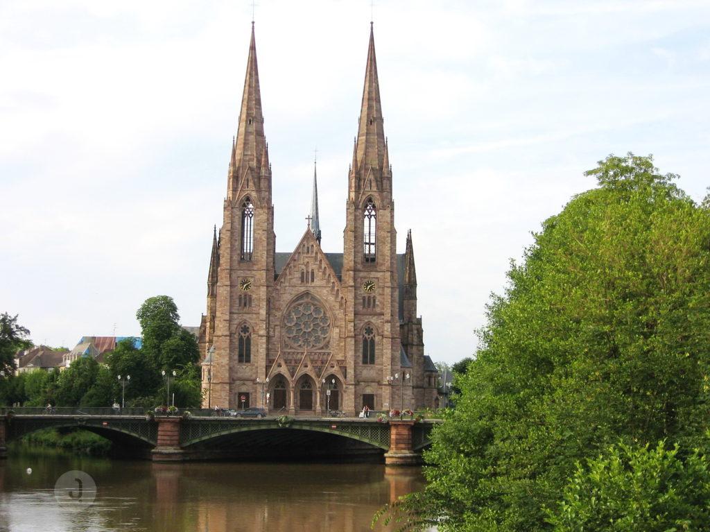 The St. Paul's Church