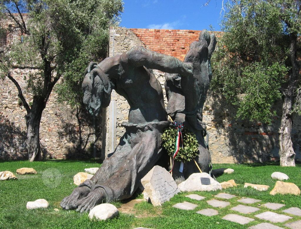 The Forte Santa Tecla
