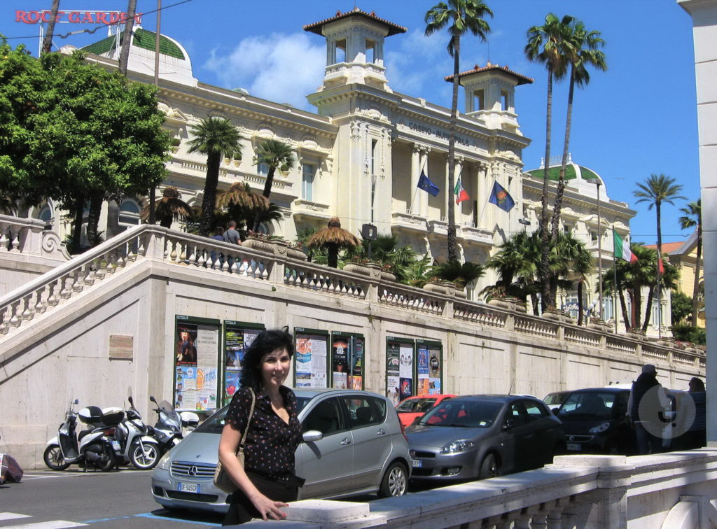 The Casino of San Remo