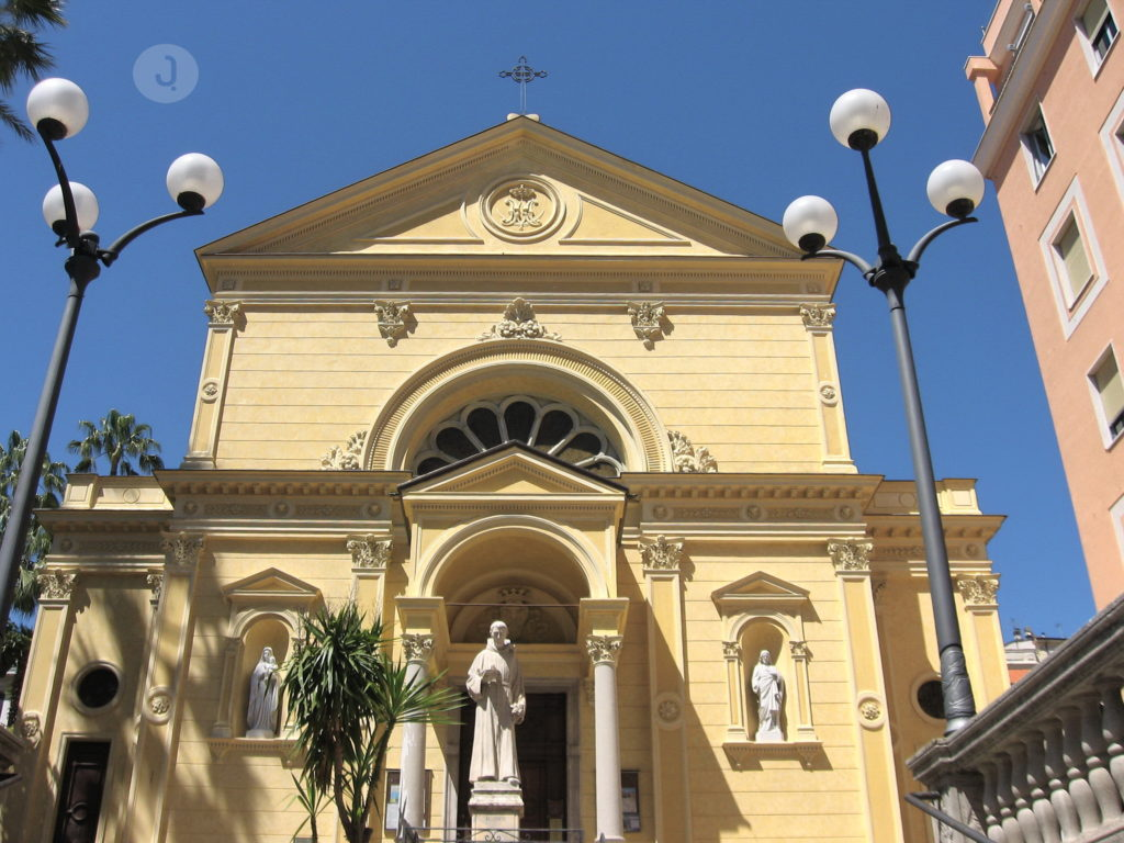 The Convent of the Capuchin Friars