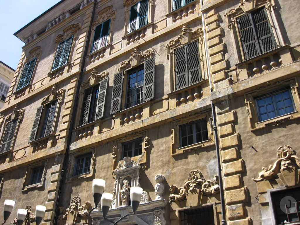 The Museum of Palazzo Borea d'Olmo