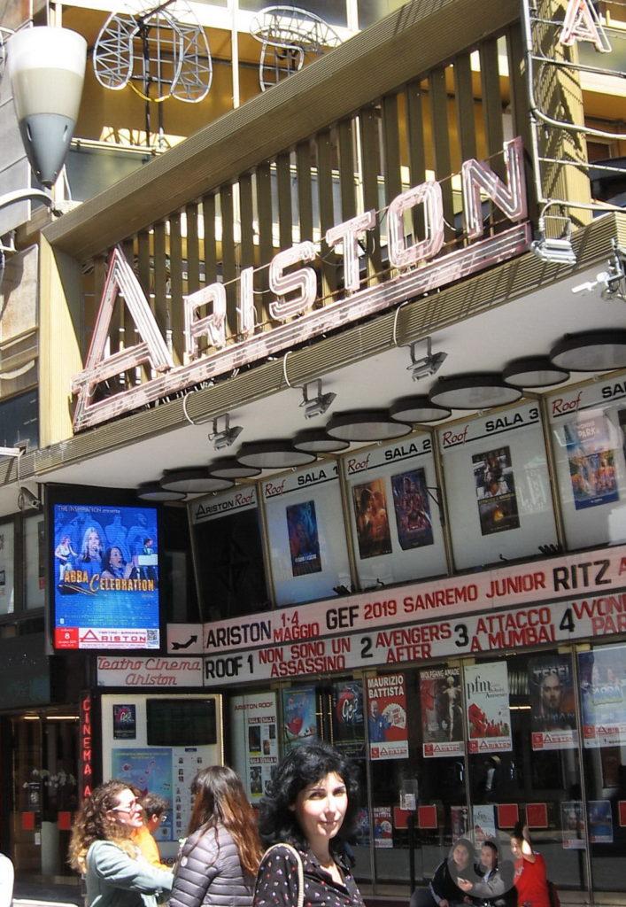 The Ariston Theater