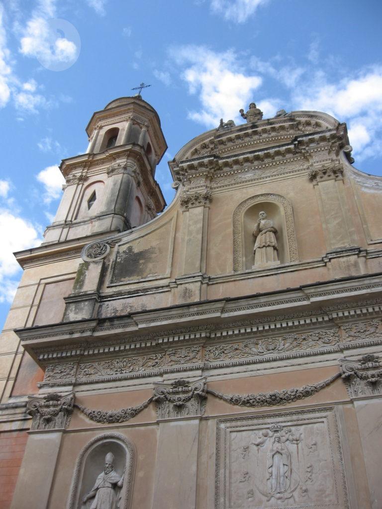 The Chapelle des Pénitents Blancs