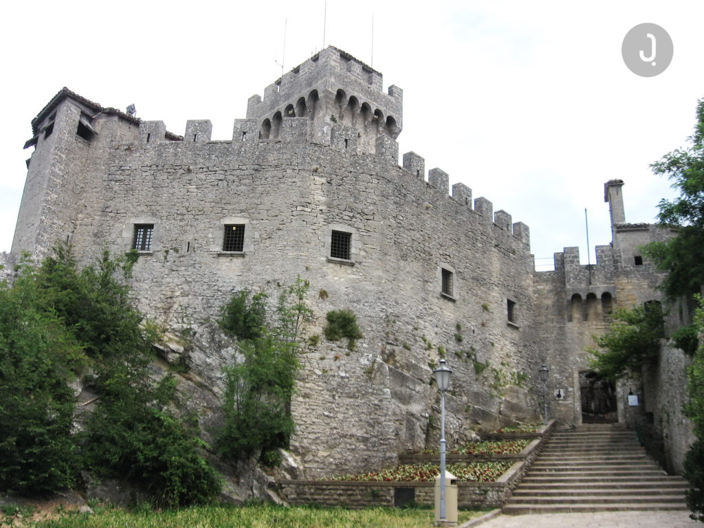 The Cesta Castle