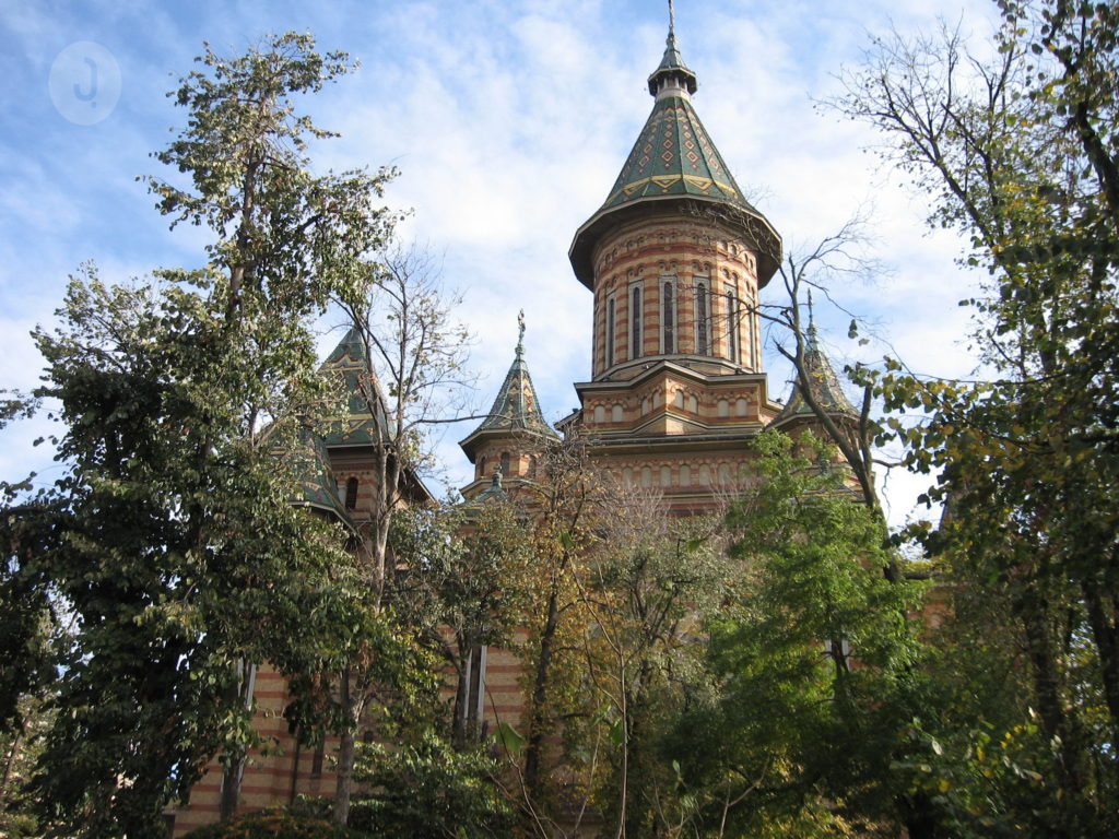 The Orthodox Cathedral, Timisoara