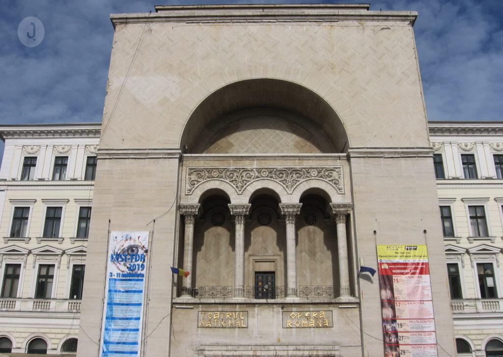 Timișoara's Opera House