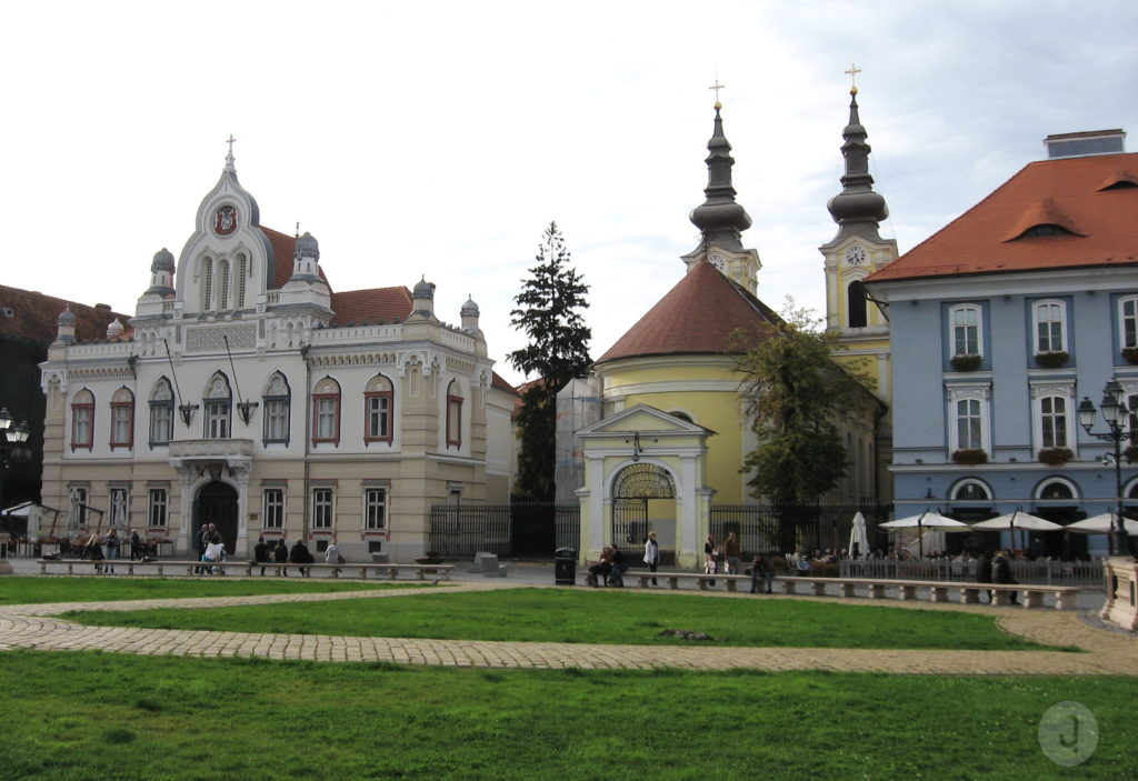 The Serbian Orthodox Cathedral