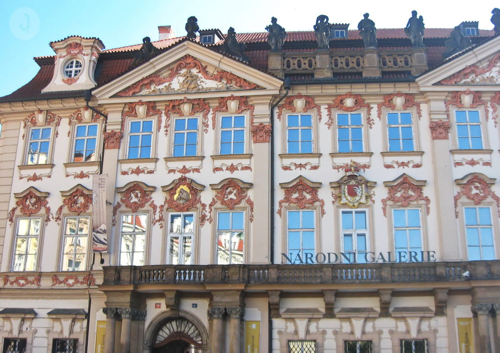 The Kinský Palace