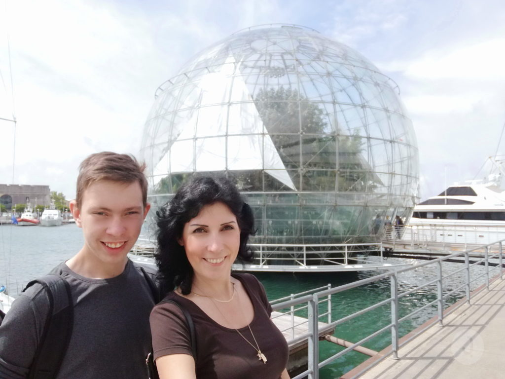 The Biosphere (Biosfera)