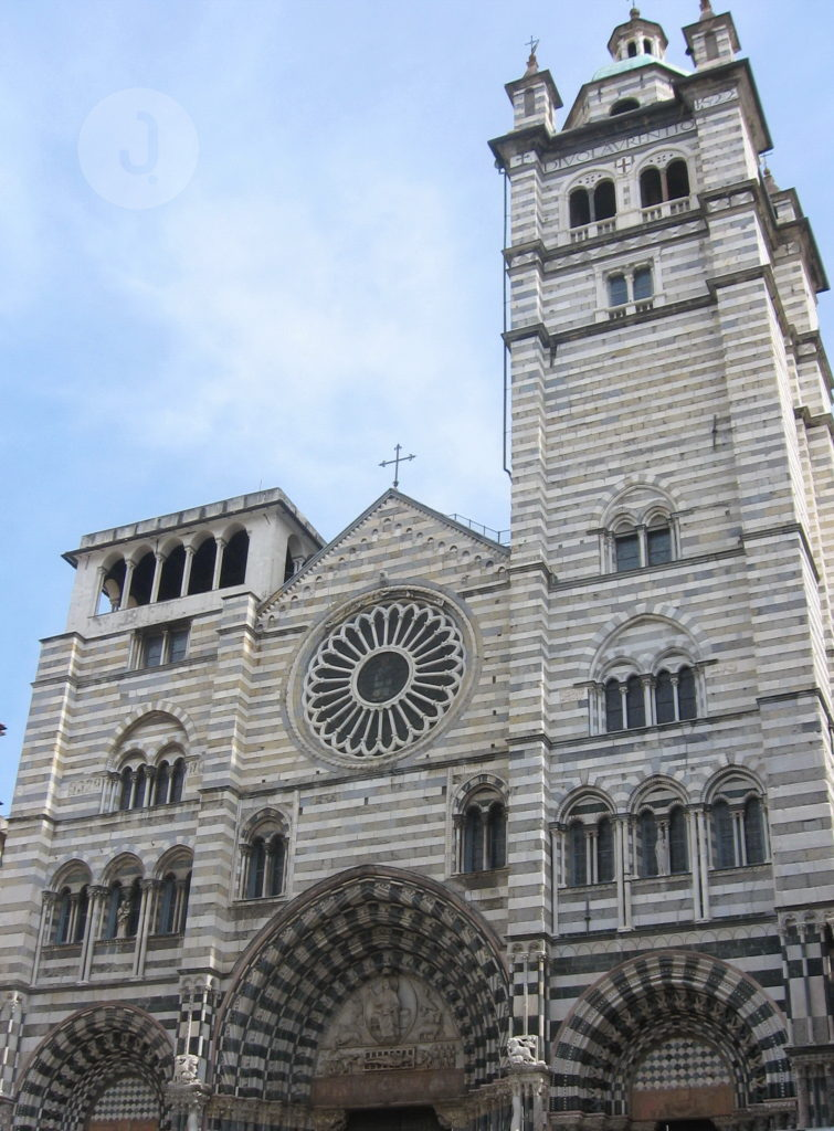 The Cathedral of Saint Lawrence (Duomo di Genova)