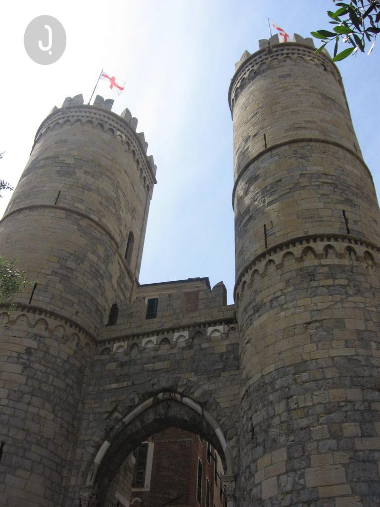 The Porta Soprana