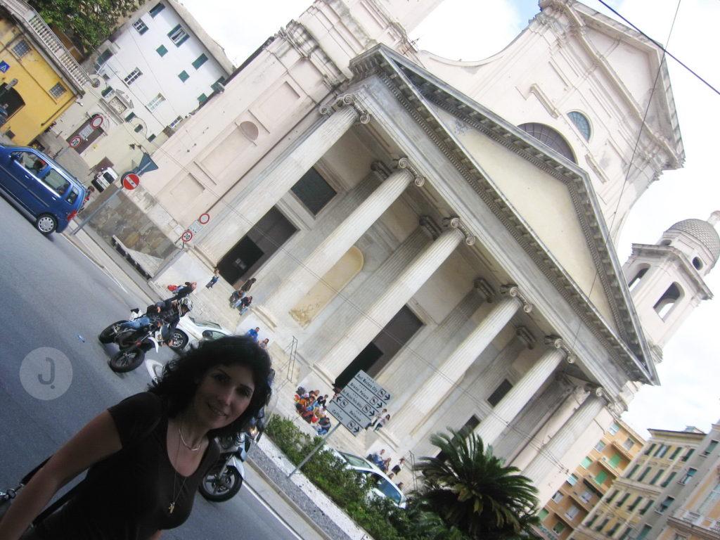 The Basilica della Santissima Annunziata del Vastato