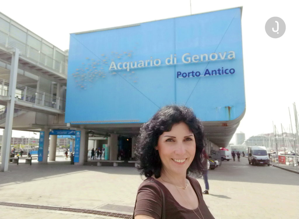 The Aquarium of Genoa (Acquario di Genova)