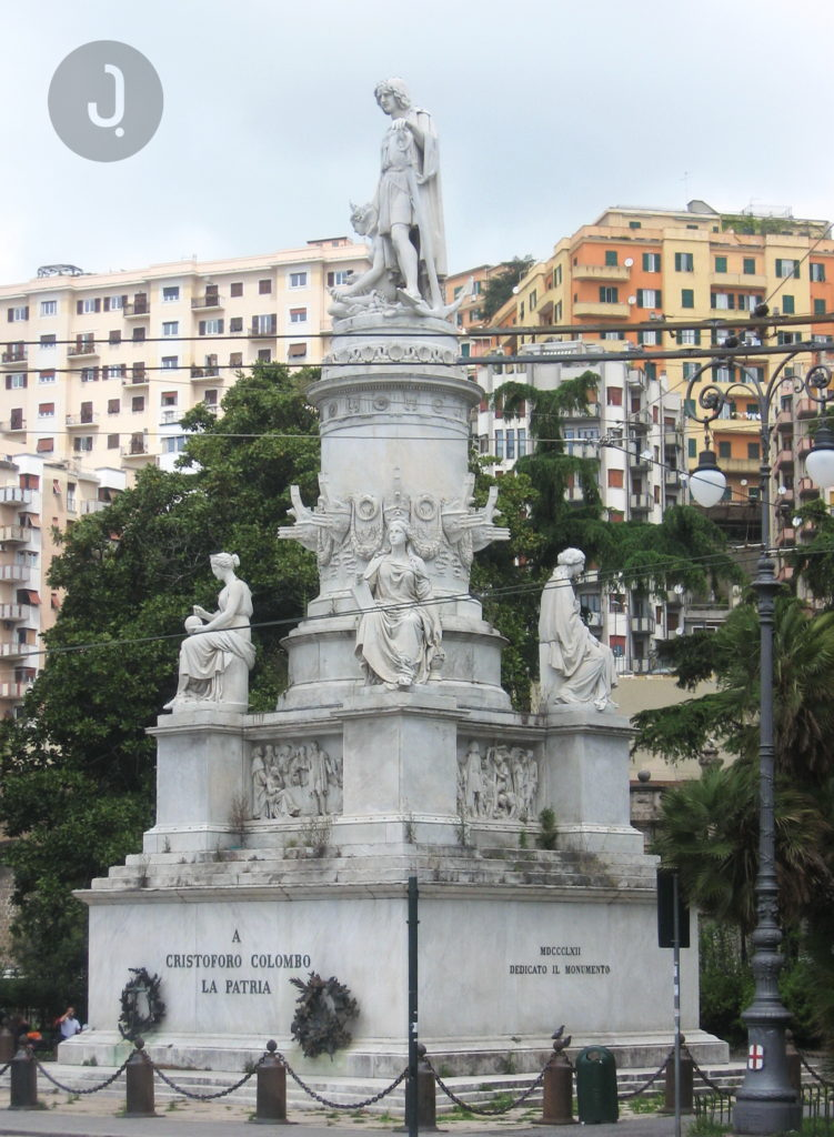 The Christopher Columbus Monument