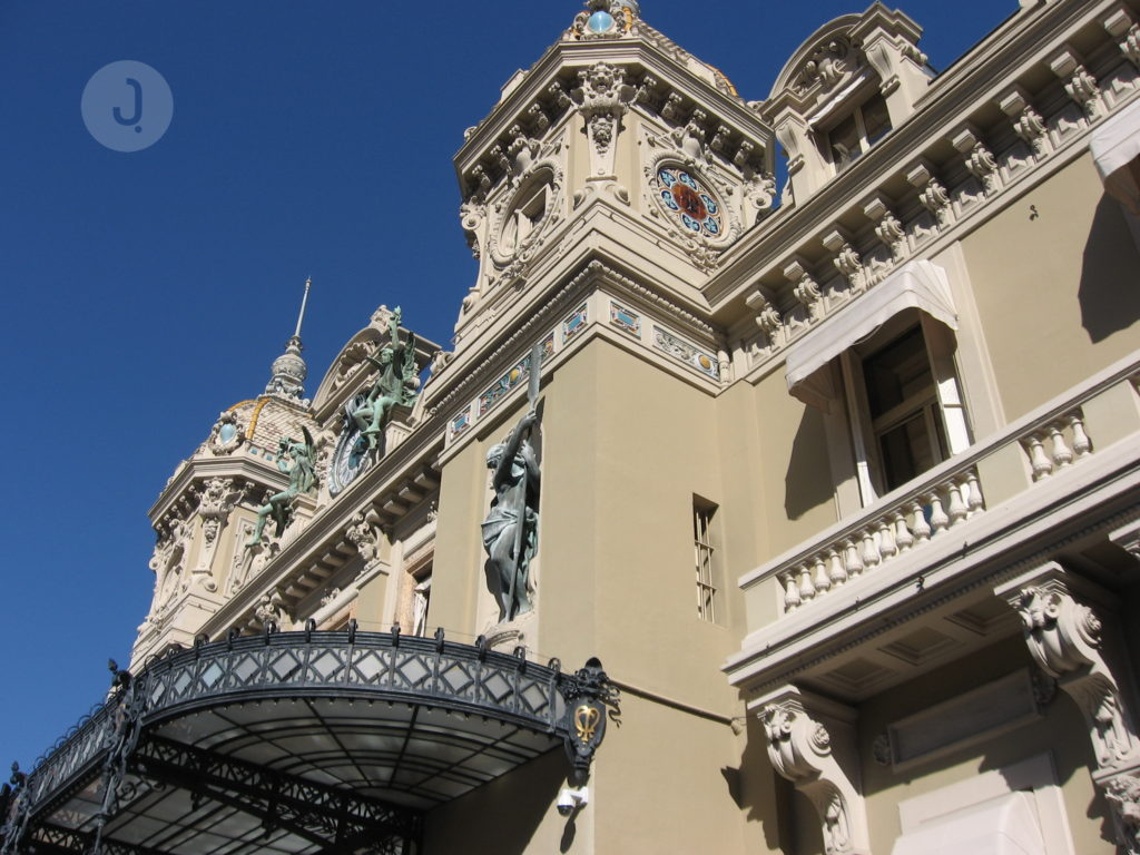 The Casino de Monte-Carlo